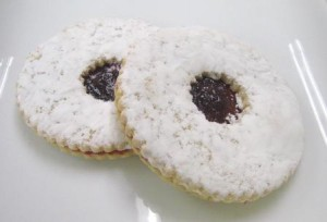 Linzer Cookie